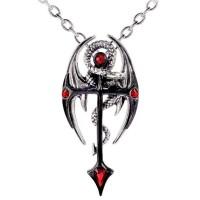 Dragonkreuz Dragon Cross Necklace