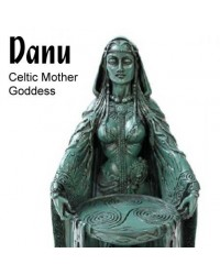 Danu - the Celtic Mother Goddess