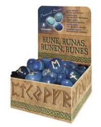 Blue Onyx Runes Mystic Convergence Metaphysical Supplies Metaphysical Supplies, Pagan Jewelry, Witchcraft Supply, New Age Spiritual Store