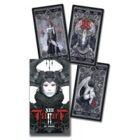 XIII Gothic Tarot Cards