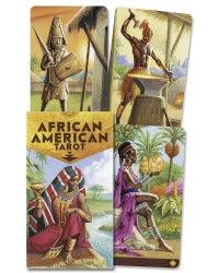 African American Tarot Cards Deck Mystic Convergence Metaphysical Supplies Metaphysical Supplies, Pagan Jewelry, Witchcraft Supply, New Age Spiritual Store