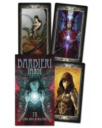 Barbieri Tarot Cards Mystic Convergence Metaphysical Supplies Metaphysical Supplies, Pagan Jewelry, Witchcraft Supply, New Age Spiritual Store