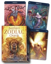 Barbieri Zodiac Oracle Cards Mystic Convergence Metaphysical Supplies Metaphysical Supplies, Pagan Jewelry, Witchcraft Supply, New Age Spiritual Store