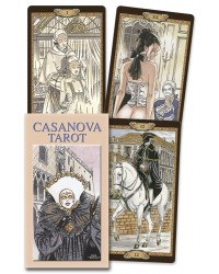 Casanova Tarot Cards Mystic Convergence Metaphysical Supplies Metaphysical Supplies, Pagan Jewelry, Witchcraft Supply, New Age Spiritual Store
