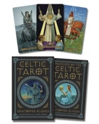 Celtic Tarot Cards by Hughes and Down Mystic Convergence Metaphysical Supplies Metaphysical Supplies, Pagan Jewelry, Witchcraft Supply, New Age Spiritual Store