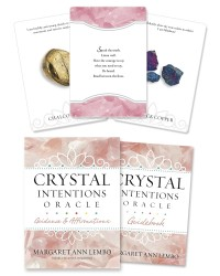 Crystal Intentions Oracle Cards Mystic Convergence Metaphysical Supplies Metaphysical Supplies, Pagan Jewelry, Witchcraft Supply, New Age Spiritual Store