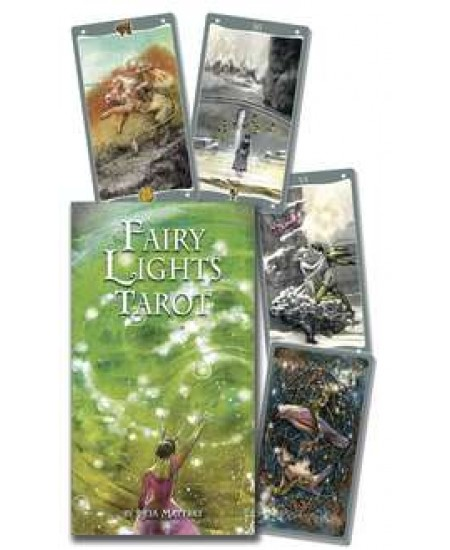 Fairy Lights Tarot Card Deck at Mystic Convergence Metaphysical Supplies, Metaphysical Supplies, Pagan Jewelry, Witchcraft Supply, New Age Spiritual Store