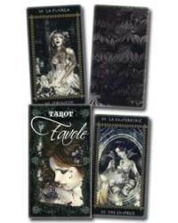 Favole Gothic Tarot Card Deck Mystic Convergence Metaphysical Supplies Metaphysical Supplies, Pagan Jewelry, Witchcraft Supply, New Age Spiritual Store