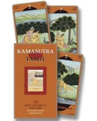 Kamasutra Adult Themed Tarot Cards Mystic Convergence Metaphysical Supplies Metaphysical Supplies, Pagan Jewelry, Witchcraft Supply, New Age Spiritual Store