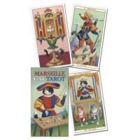 Marseille Cat Tarot Cards