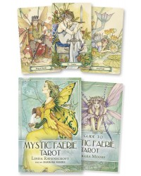 Mystic Faerie Tarot Cards and Book Set Mystic Convergence Metaphysical Supplies Metaphysical Supplies, Pagan Jewelry, Witchcraft Supply, New Age Spiritual Store