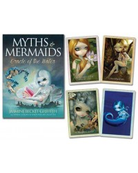 Myths and Mermaids - Oracle of the Water Cards Mystic Convergence Metaphysical Supplies Metaphysical Supplies, Pagan Jewelry, Witchcraft Supply, New Age Spiritual Store