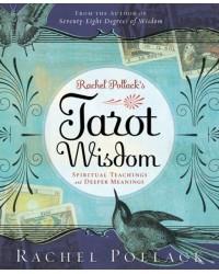 Rachel Pollack's Tarot Wisdom Mystic Convergence Metaphysical Supplies Metaphysical Supplies, Pagan Jewelry, Witchcraft Supply, New Age Spiritual Store
