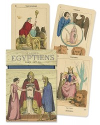 Tarot Egyptiens Cards - Anima Antiqua Mystic Convergence Metaphysical Supplies Metaphysical Supplies, Pagan Jewelry, Witchcraft Supply, New Age Spiritual Store