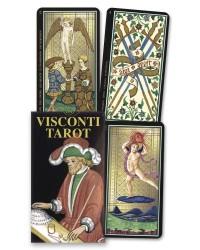Visconti ItalianTarot Mini Cards Mystic Convergence Metaphysical Supplies Metaphysical Supplies, Pagan Jewelry, Witchcraft Supply, New Age Spiritual Store