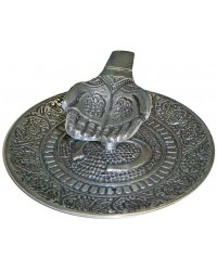 Offering Hands Metal Incense Burner Mystic Convergence Metaphysical Supplies Metaphysical Supplies, Pagan Jewelry, Witchcraft Supply, New Age Spiritual Store