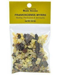 Frankincense and Myrrh Resin Incense Blend Mystic Convergence Metaphysical Supplies Metaphysical Supplies, Pagan Jewelry, Witchcraft Supply, New Age Spiritual Store