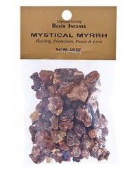 Mystical Myrrh Resin Incense Mystic Convergence Metaphysical Supplies Metaphysical Supplies, Pagan Jewelry, Witchcraft Supply, New Age Spiritual Store