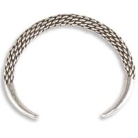 Viking Braided Cuff Bracelet