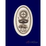 The Crown Arthurian Legends Porcelain Necklace