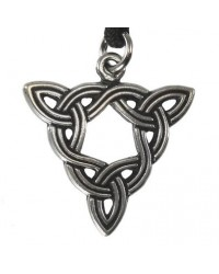 Brigid Knot Celtic Goddess Pewter Necklace Mystic Convergence Metaphysical Supplies Metaphysical Supplies, Pagan Jewelry, Witchcraft Supply, New Age Spiritual Store