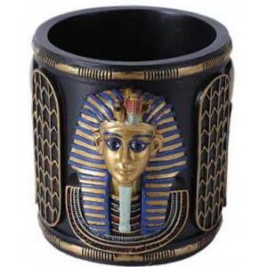 King Tut Utility Cup Holder Mystic Convergence Wicca Supplies, Pagan Jewelry, Witchcraft Supply, New Age Magick