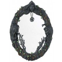 Mother Maiden Crone Wall Mirror