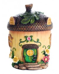 Acorn Fairy Garden House Mystic Convergence Metaphysical Supplies Metaphysical Supplies, Pagan Jewelry, Witchcraft Supply, New Age Spiritual Store