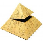 Pyramid of the Gods Egyptian Trinket Box at Mystic Convergence Metaphysical Supplies, Metaphysical Supplies, Pagan Jewelry, Witchcraft Supply, New Age Spiritual Store