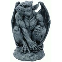 Gargoyle and Demon Statues Mystic Convergence Wicca Supplies, Pagan Jewelry, Witchcraft Supply, New Age Magick