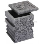 Celtic Cross Lift Top Trinket Box at Mystic Convergence Metaphysical Supplies, Metaphysical Supplies, Pagan Jewelry, Witchcraft Supply, New Age Spiritual Store