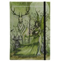 Guardian Embossed Fairy Dragon Journal
