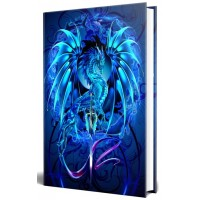 Dragon Sea Blade Embossed Journal