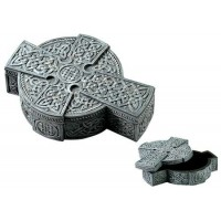 Celtic Cross Trinket Box