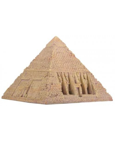 Pyramid Egyptian Sandstone 5.75 Inch Box at Mystic Convergence Metaphysical Supplies, Metaphysical Supplies, Pagan Jewelry, Witchcraft Supply, New Age Spiritual Store