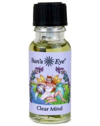 Clear Mind Mystic Blends Oils Mystic Convergence Metaphysical Supplies Metaphysical Supplies, Pagan Jewelry, Witchcraft Supply, New Age Spiritual Store
