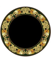 Celtic Birds Acrylic Scrying Mirror Mystic Convergence Metaphysical Supplies Metaphysical Supplies, Pagan Jewelry, Witchcraft Supply, New Age Spiritual Store