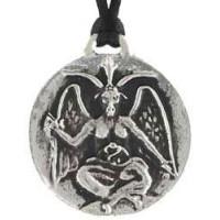 Baphomet Sabbatic Goat Necklace