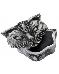 Sacred Cat Trinket Box Mystic Convergence Metaphysical Supplies Metaphysical Supplies, Pagan Jewelry, Witchcraft Supply, New Age Spiritual Store
