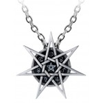 Elven Star Mystic Necklace at Mystic Convergence Metaphysical Supplies, Metaphysical Supplies, Pagan Jewelry, Witchcraft Supply, New Age Spiritual Store