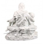 Pieta by Michelangelo Museum Replica Statue at Mystic Convergence Metaphysical Supplies, Metaphysical Supplies, Pagan Jewelry, Witchcraft Supply, New Age Spiritual Store