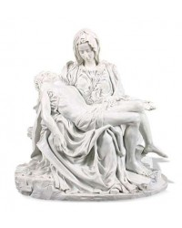 Pieta by Michelangelo Museum Replica Statue Mystic Convergence Metaphysical Supplies Metaphysical Supplies, Pagan Jewelry, Witchcraft Supply, New Age Spiritual Store