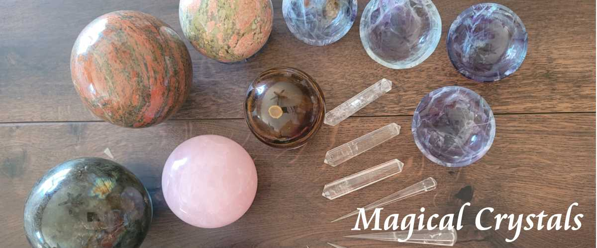 crystals for healing magic gemstones
