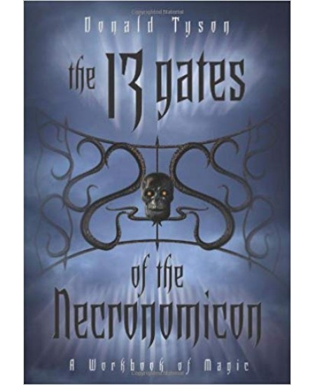 The 13 Gates of the Necronomicon at Mystic Convergence Metaphysical Supplies, Metaphysical Supplies, Pagan Jewelry, Witchcraft Supply, New Age Spiritual Store