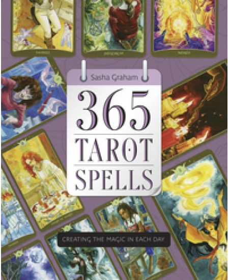 365 Tarot Spells - Creating the Magic in Each Day at Mystic Convergence Metaphysical Supplies, Metaphysical Supplies, Pagan Jewelry, Witchcraft Supply, New Age Spiritual Store