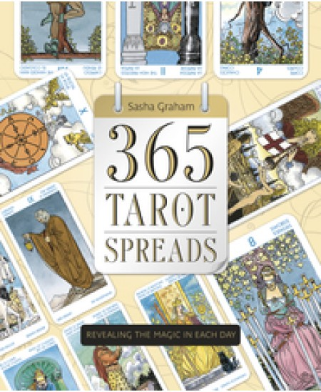 365 Tarot Spreads - Revealing the Magic in Each Day at Mystic Convergence Metaphysical Supplies, Metaphysical Supplies, Pagan Jewelry, Witchcraft Supply, New Age Spiritual Store