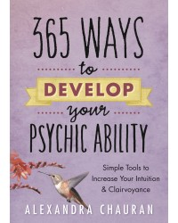 365 Ways to Develop Your Psychic Ability Mystic Convergence Metaphysical Supplies Metaphysical Supplies, Pagan Jewelry, Witchcraft Supply, New Age Spiritual Store