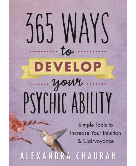 365 Ways to Develop Your Psychic Ability at Mystic Convergence Metaphysical Supplies, Metaphysical Supplies, Pagan Jewelry, Witchcraft Supply, New Age Spiritual Store