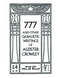 777 and Other Qabalistic Writings of Aleister Crowley Mystic Convergence Metaphysical Supplies Metaphysical Supplies, Pagan Jewelry, Witchcraft Supply, New Age Spiritual Store