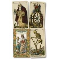 Ancient Italian Tarot Cards